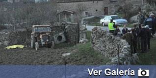 Fallece un agricultor al sufrir un accidente con su tractor en Encinasola (Salamanca)