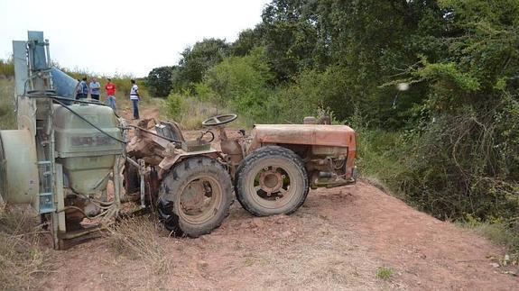 Ya hay más tractores con 20 años de antigüedad que nuevos
