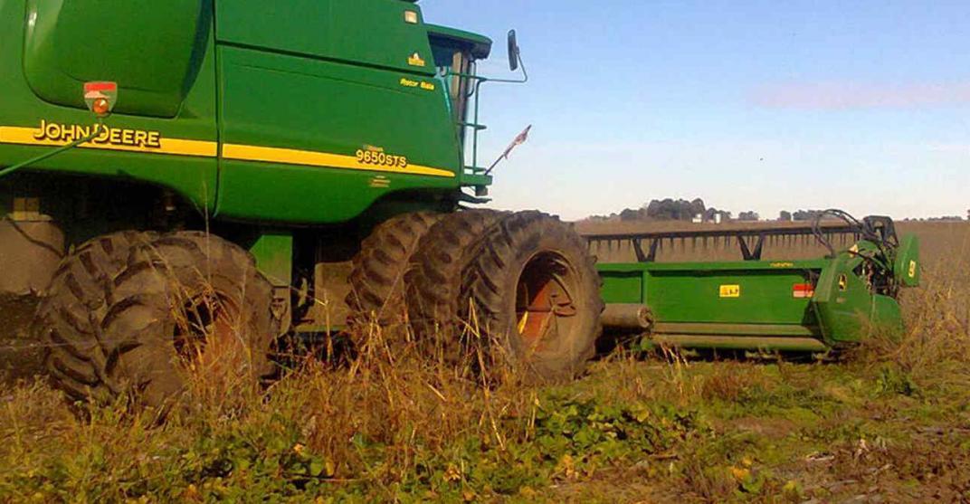 Incluir la maquinaria agrícola en el REBU contra la siniestralidad laboral